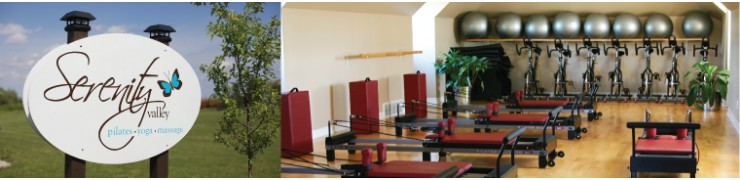 Serenity Valley Pilates And Yoga Studio In Burlington